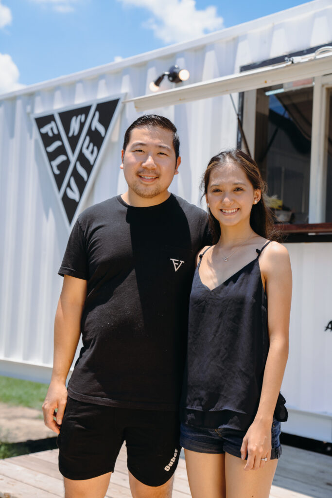 Rosie Mina-Truong & Kevin Truong