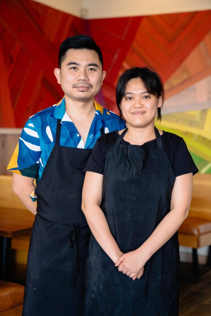 Tebi & Trinh Nguyen